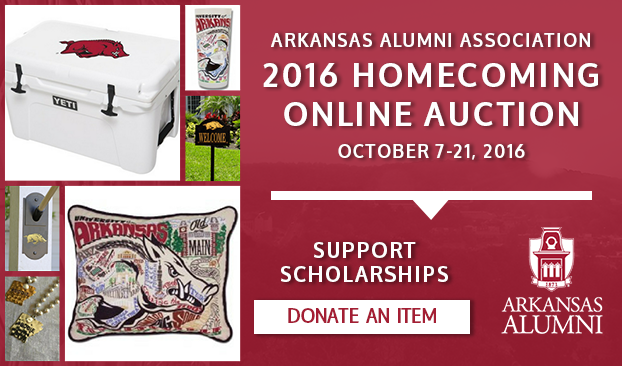 Homecoming Online Auction: Donations