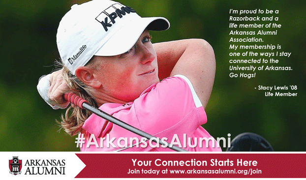 Stacy Lewis membership quote