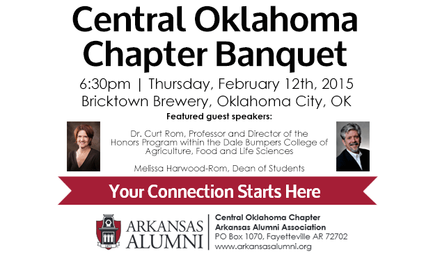 Central Oklahoma City Chapter Banquet