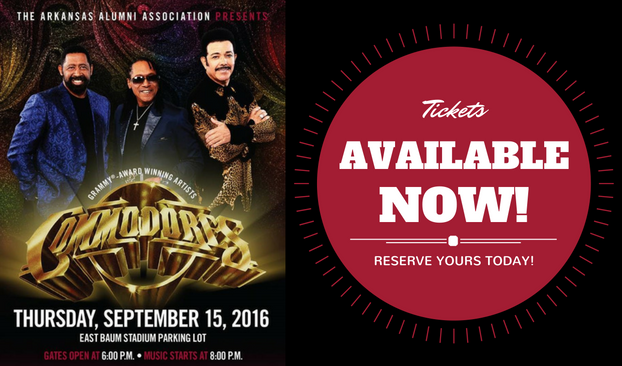 2016 Commodores Concert
