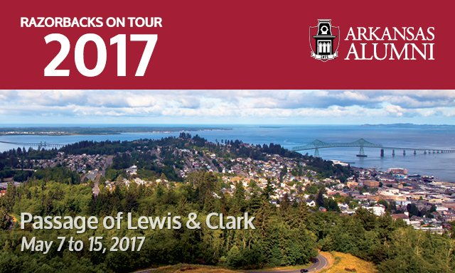Razorbacks on Tour 2017 - Lewis and Clark