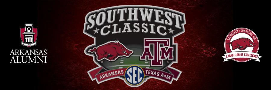 Page Header Image featuring the logos of the Arkansas Alumni Association c2e2b5960