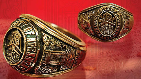 Arkansas Alumni line munity ficial UA Ring